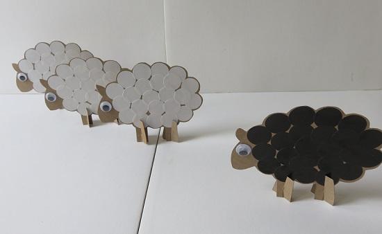 12.Des moutons dans la déco