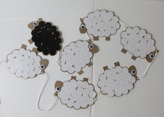 26.Des moutons dans la déco
