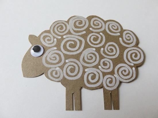 4b.Des moutons dans la déco