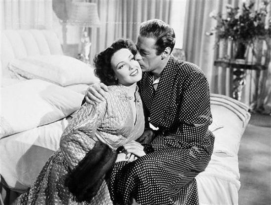Linda Darnell, Rex Harrison