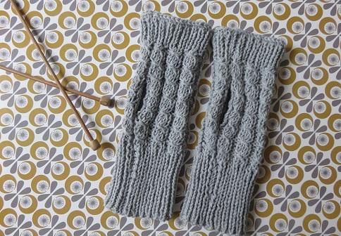 Tuto tricot mitaines