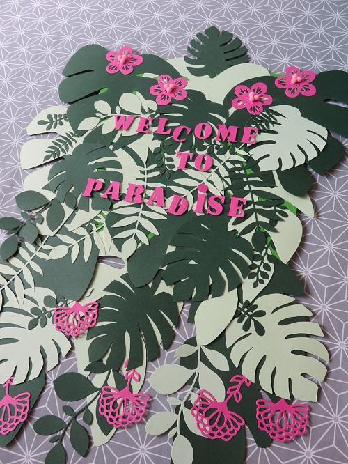 8.Paradis tropical
