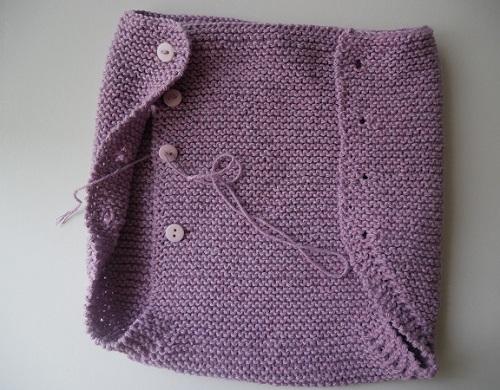 4.culotte tricotée