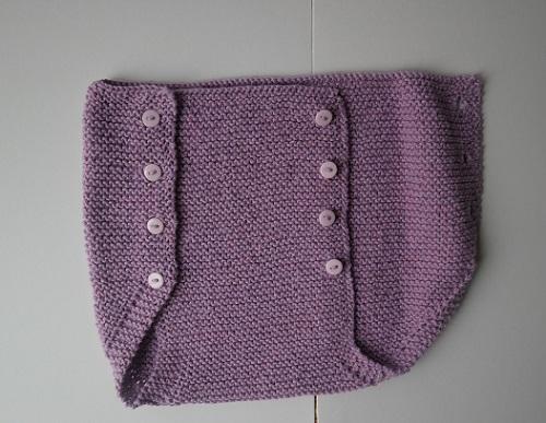 7.culotte tricotée