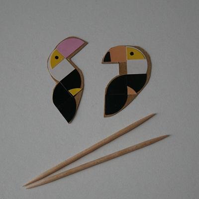 3.toucans