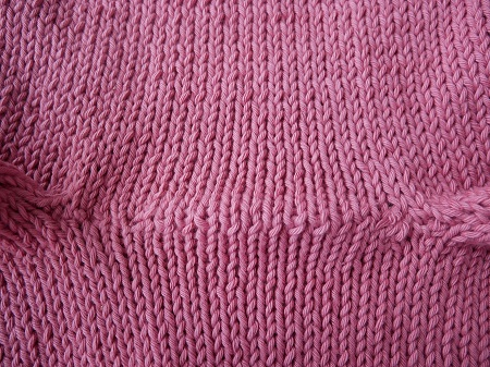 6.pantalon tricoté