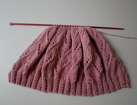 Tuto tricot Bonnet Edith
