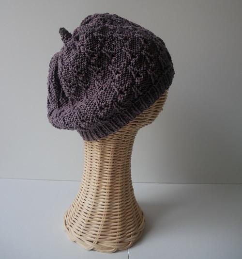 1. tuto bonnet Gustave