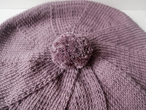 10.BERET SLOUCHY