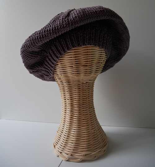 5.BERET SLOUCHY