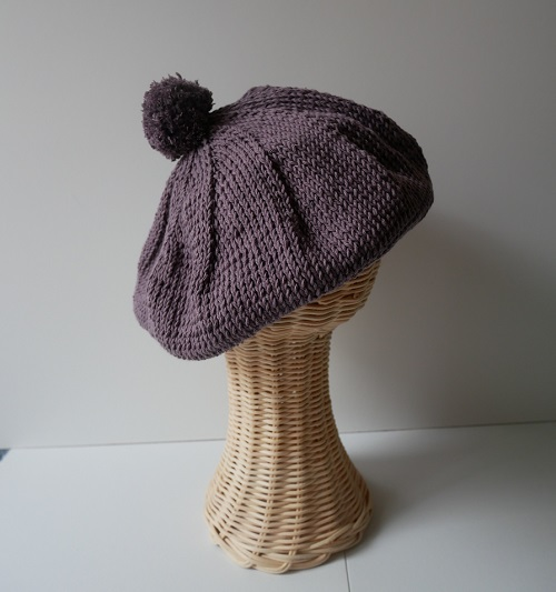 8.BERET SLOUCHY