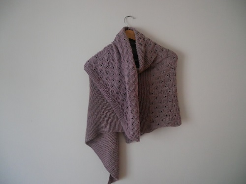 10.Chale tricot summer meadow