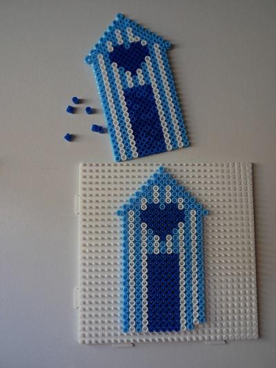 8. DIY sumer perles hama