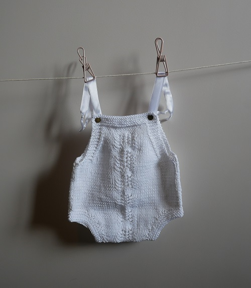 1.tricot combi ete baby girl