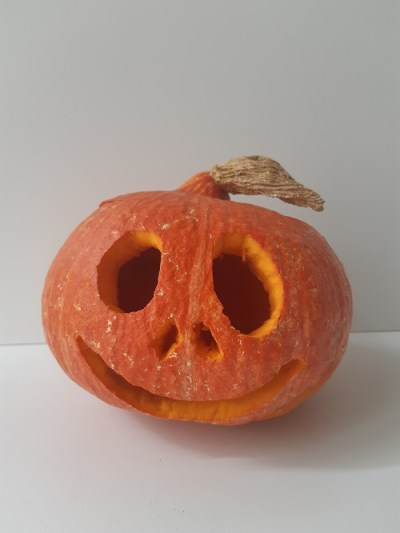 7.potimarron sculpte halloween