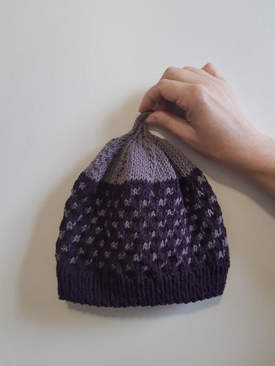 Tuto bonnet myrtille 11