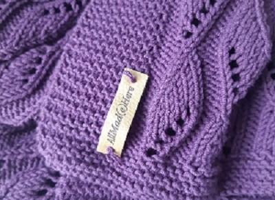coverture tricot PRIMAVERA 7