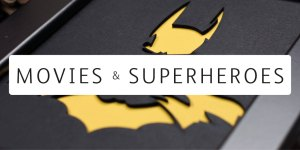 Movies & Superhero Art