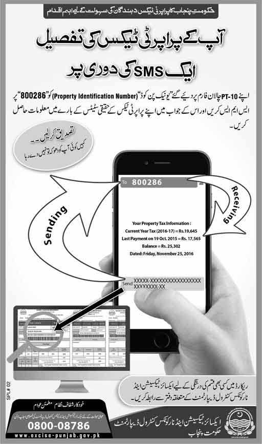 How To Calculate Property Tax In Punjab Pakistan