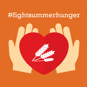 All Medical Personnel sponsors third annual #fightsummerhunger food drive