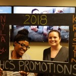 Nyla and Kristyn promoted in 2018