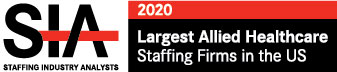 SIA Largest Allied Healthcare Staffing Firms Logo