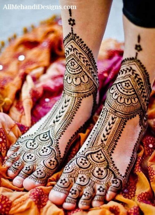 Image result for bridal mehndi designs for legs