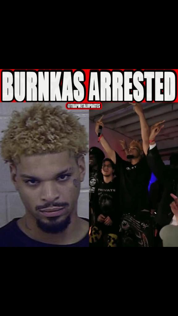New York Rapper Burnkas Arrested in Missouri