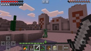 Minecraft: Pocket Edition Mod 1.9.0.0 Apk [Immortality/Unlocked All] 1