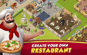 World Chef Mod 1.34.20 Apk [Instant Cooking] 1