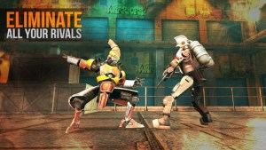 Clash Of Robots Mod 2.8 Apk [Unlimited Gold] 1