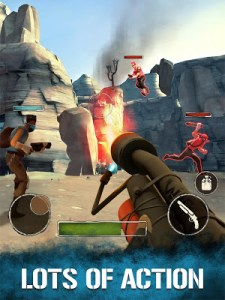 Overkill 3D Mod 1.9 Apk [Unlimited Gold/Ammo] 1