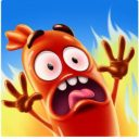 Run Sausage Run! Mod 1.10.3 Apk [Unlimited Money]