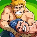 The Muscle Hustle: Slingshot Wrestling Mod 1.6.20850 Apk [Unlimited blood]