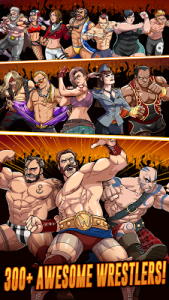 The Muscle Hustle: Slingshot Wrestling Mod 1.6.20850 Apk [Unlimited blood] 1
