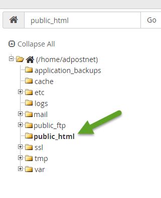 PTC site Script installction useing FTP client (Filezilla)