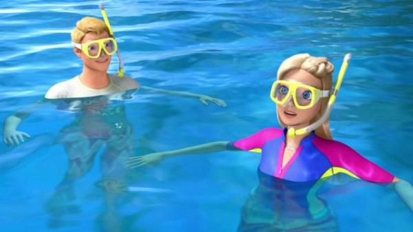 Барби и волшебные дельфины (2017) скачать бесплатно