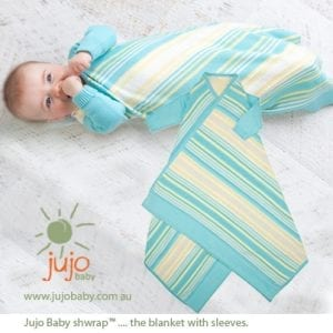 jujo baby shwrap offer