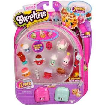 Shopkins in packet