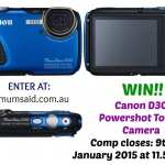 Guess the Price to Win a Canon Tough Camera