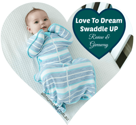 Love To Dream Swaddle Up reviews | All Mum Said