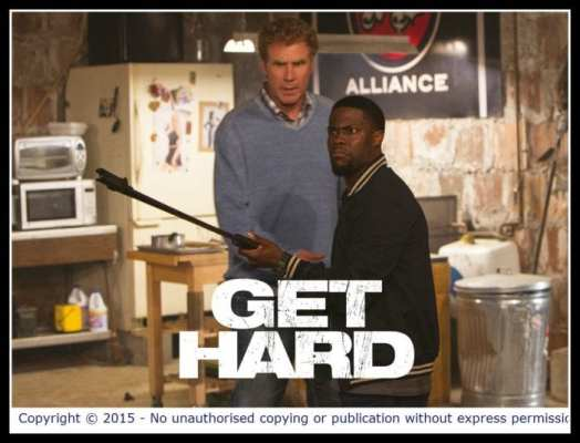Father's Day Giveaway 2015 | Get Hard DVD | All Mum Said