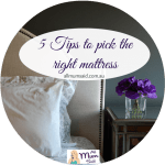 5 Tips To Pick The Right Mattress