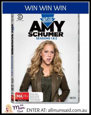 Inside Amy Schumer review | All Mum Said