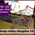 Cheap Online Shopping Australia + $250 Crazy Sales Giveaway