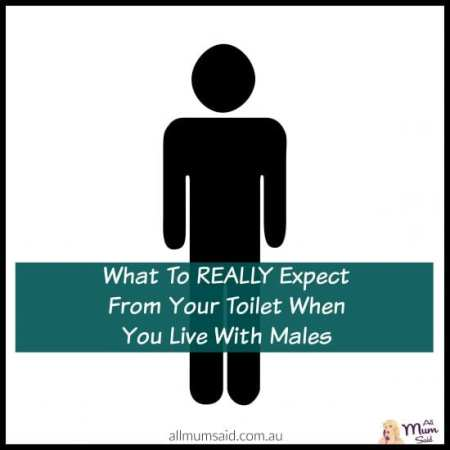 What To Expect From Your Toilet When You Live With Males funny toilet story