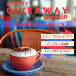 Aussie Giveaway Linkup blog link up Australian competitions