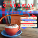 Aussie Giveaway Linkup {August}