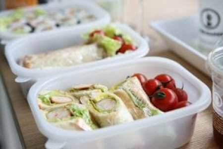 Easy Healthy Snacks For Toddlers | lunch box