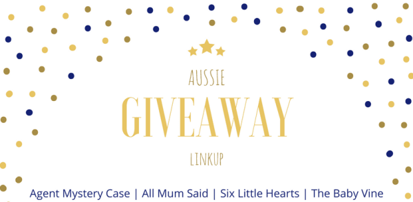 Aussie Giveaway Linkup | blog link up | All Mum Said